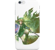 Smash Link iPhone Case/Skin