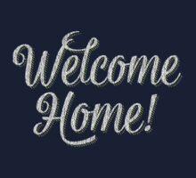 Welcome Home Kids Tee