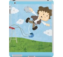 Star Wars babies - inspired by Han Solo iPad Case/Skin