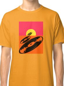 Pop Art Vinyl Record Endless Classic T-Shirt