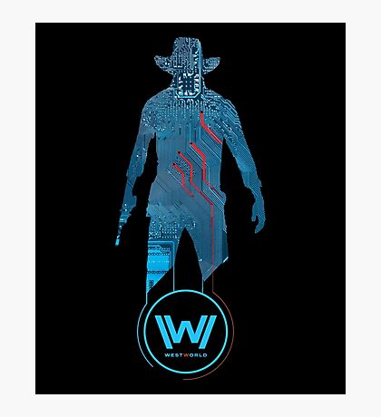 Westworld Photographic Print