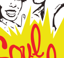 Soul Glo Sticker