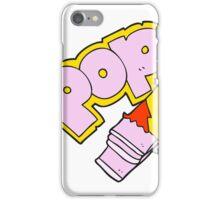 cartoon bubble gum iPhone Case/Skin