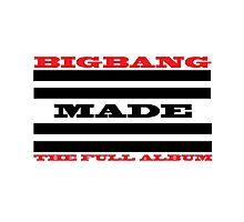 BIGBANG MADE Photographic Print