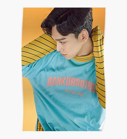 EXO Lucky Chen Poster