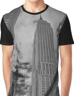 Empire State Building | New York City, New York Graphic T-Shirt