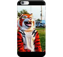 The Electra Tiger iPhone Case/Skin