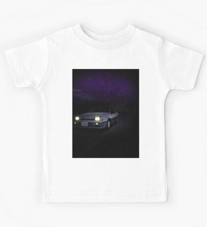 Night Nissan N13 EXA Kids Tee