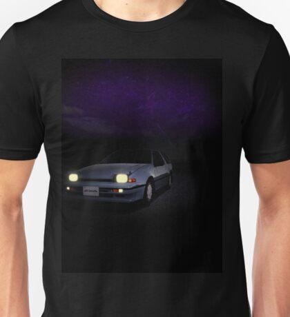 Night Nissan N13 EXA Unisex T-Shirt