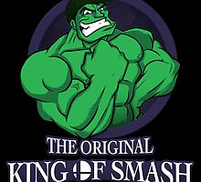 The Original King of Smash (Green Edition) by pitaman