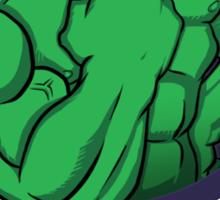 The Original King of Smash (Green Edition) Sticker