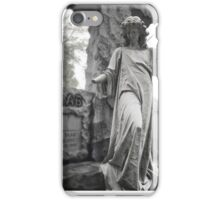 Greenwood Cemetery Grave, Brooklyn iPhone Case/Skin