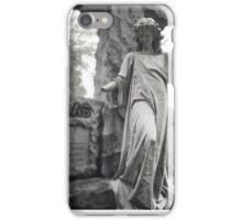 Greenwood Cemetery Grave, Brooklyn iPhone Case/Skin