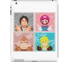 Miyamoto and His Crew iPad Case/Skin
