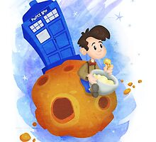 Doctor Who babies - inspired by Doctor Who by GinormousRobot