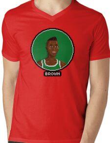 Dee Brown - Celtics Mens V-Neck T-Shirt