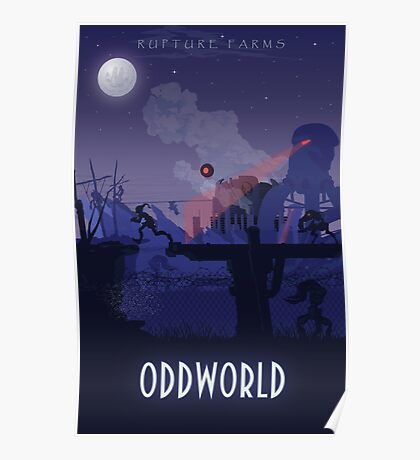 Rupture Farms Poster