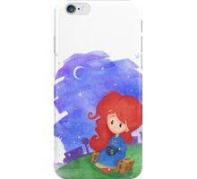 Doctor Who babies - inspired by Amy Pond iPhone Case/Skin