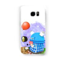 Doctor Who babies - inspired by Daleks Samsung Galaxy Case/Skin