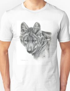 Maned Wolf g40 by schukina Unisex T-Shirt