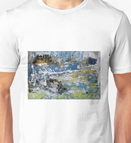 Through the Looking-Glass Original canvas painting Unisex T-Shirt