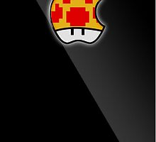 Mushroom Apple 2 by LumpyHippo