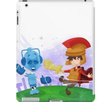 Doctor Who babies - inspired by Rory and the Cybermen iPad Case/Skin