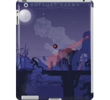 Rupture Farms iPad Case/Skin