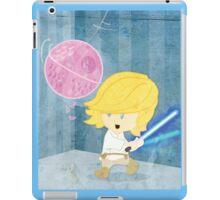 Star Wars babies - inspired by Luke Skywalker iPad Case/Skin