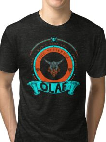 Olaf - The Berserker Tri-blend T-Shirt