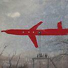 thick red line: air hub by Nikolay Semyonov