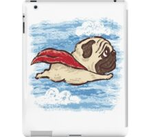 Flying Pug iPad Case/Skin