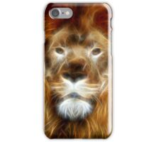 Electric Lion iPhone Case/Skin