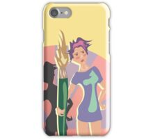Art hero iPhone Case/Skin