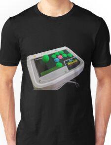 Arcade Sega Stick Unisex T-Shirt