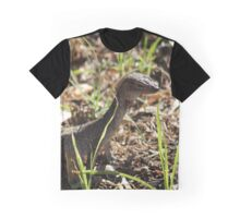 Baby monitor lizard Graphic T-Shirt