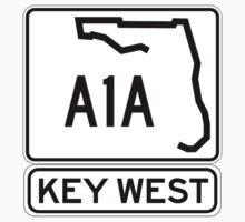 A1A - Key West, The Conch Republic by IntWanderer