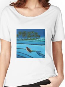 Sea Creatures Series_0:2 'MERMAID' Women's Relaxed Fit T-Shirt