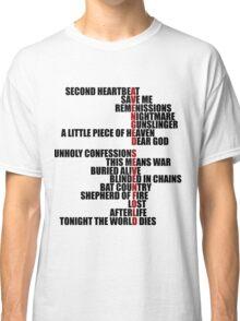 Avenged Sevenfold Classic T-Shirt