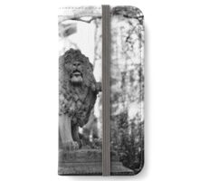 Bolton Hill Lion iPhone Wallet/Case/Skin