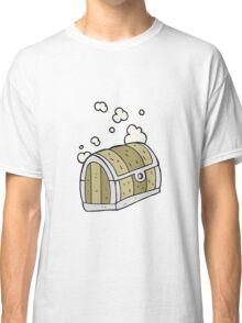 cartoon treasure chest Classic T-Shirt