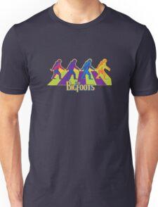 The Bigfoots Sasquatch Legend Funny Unisex T-shit Unisex T-Shirt