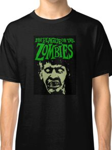 The plague of the zombies Classic T-Shirt