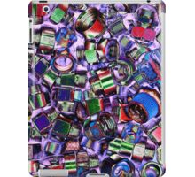abstract old screw iPad Case/Skin
