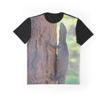 Baby monitor lizard 2 Graphic T-Shirt