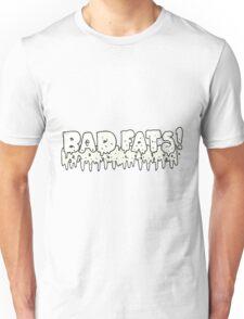 cartoon bad fats Unisex T-Shirt