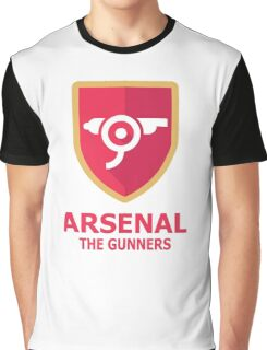 Arsenal - The Gunners Graphic T-Shirt