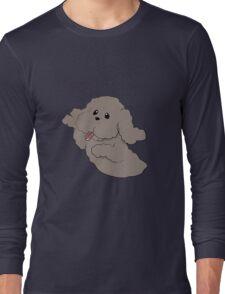 Makkachin -  Yuri!!! on Ice  Long Sleeve T-Shirt