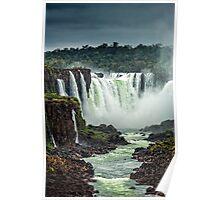 Iguaza Falls - No. 5 Poster
