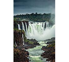 Iguaza Falls - No. 5 Photographic Print
